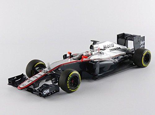 Minichamps – 537151820 – McLaren – Honda MP4 30 – 2015 – Silber SchwarzRot – Leiter – 1 18