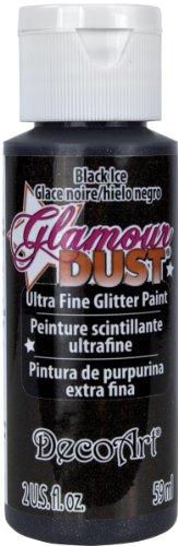 DecoArt Glamour Glitter Liquid 2 Ounce