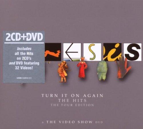 Genesis - Turn It On Again - The Hits / The Video Show [2cd  Dvd] By Genesis - Zortam Music