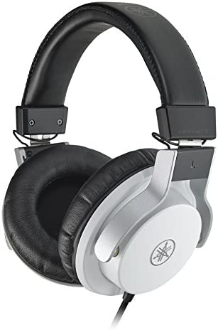 Amazon.com: Yamaha HPH-MT7 Monitor Headphones, White: Musical ...
