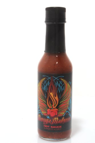 Moruga Madness Hot Sauce by CaJohns