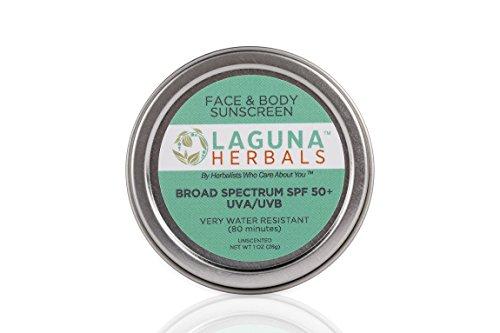 Laguna Herbals Face and Body Sunscreen - Herbal Sunscreen