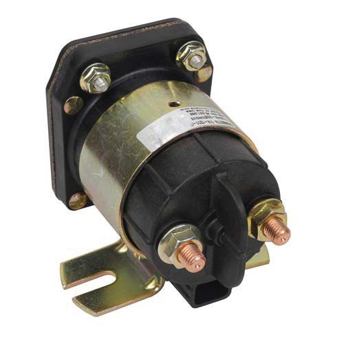 NEW TROMBETTA 12 VOLT 4 TERMINAL SOLENOID 200 AMP CONTINUOUS DUTY 114-1211-020 114-1211-010 586-902 15-550 SBJ4201 by Rareelectrical