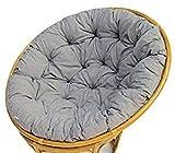 IRA White CUSHION FOR Papasan Chair Replacement Cushion Papasan D