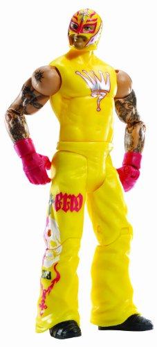WWE Series #35 Superstar #63 Rey Mysterio Figure (Rey Mysterio Wwe)