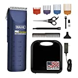 Best Dog Clippers Cordlesses - Wahl Pro-Series Dog / Cat Grooming Kit, Rechargeable Review