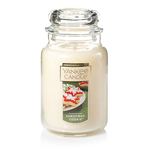 Yankee Candle Large Jar Candle Christmas Cookie