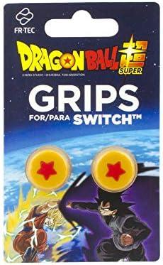 FR·TEC - Dragon Ball Super Grips 1 Star, para Nintendo Switch: Amazon.es: Videojuegos