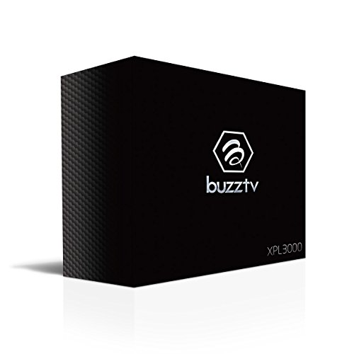 BuzzTV XPL3000 Quad Core Android TV Box and Streaming Media Player ( USA seller)