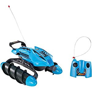Hot Wheels RC Terrain Twister, Blue