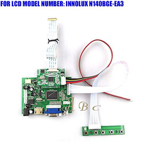 EDP HDMI VGA 2AV LVDS Controller Board