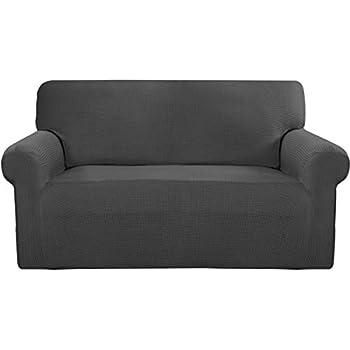 Amazon.com: TIANSHU Loveseat Slipcover Furniture Protector ...