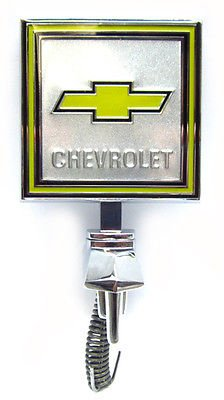 Chevy Hood Ornaments - The Parts Place Chevrolet Truck Hood Ornament Emblem - GM # 14000797