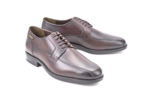 Mephisto CONNOR CARNABY 17851 DARK BROWN, Chaussures Oxford hommes - Marron - brown (CARNABY 17800)