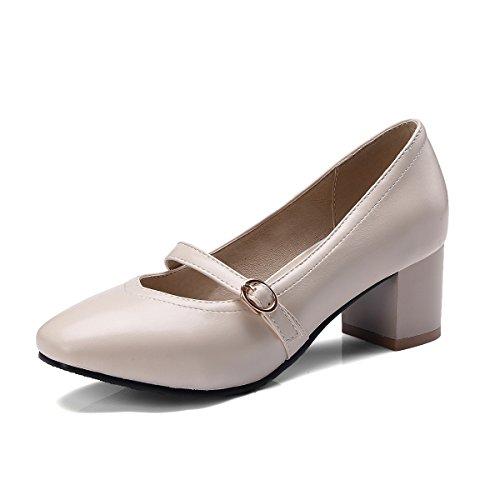 singles con tamaño y áspero apricot de de luz código salvajes En de primavera la zapatos estudiantes la femeninos qxRnq6g