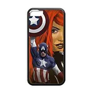 WAGT The Capital America Design Best Seller High Quality Phone Case For Iphone 5C