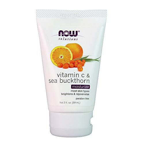 NOW Vitamin Buckthorn Moisturizer 2 Ounce