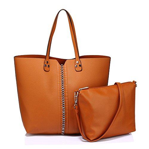 ANNA GRACE - Bolso Mujer marrón