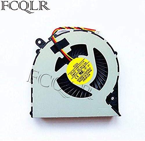 FCQLR Ordenador portátil CPU Ventilador para Toshiba Satellite C850 C855 C870 C875 L850 L870 Series Ordenador portátil KSB06105HA-BM2D 3PIN