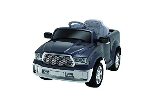 Best Ride on Cars Car Mud Truck 12V Kids Riding, Black