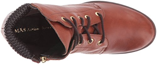 Bootie Ankle Mas Artisan Women's Tobacco Marcos fx4PABqw