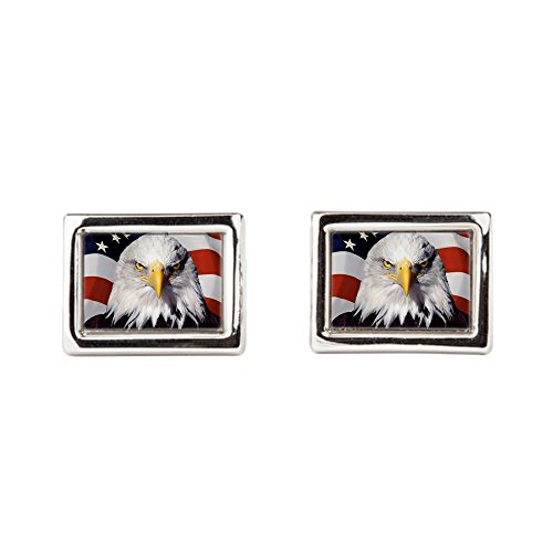 cufflinks-rectangular-bald-eagle-on-us-american-flag