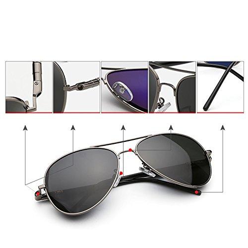 lunettes Couple de à ZHIRONG Outdoor sport des Couleur Men's de C A de l'extérieur lunettes Travel lunettes Goggle Polarized soleil soleil qBwtXw86