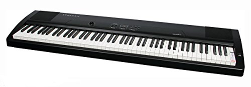 Kurzweil MPS10 88-Key Portable Pro-Sumer Home Piano with Hammer Action Keybed
