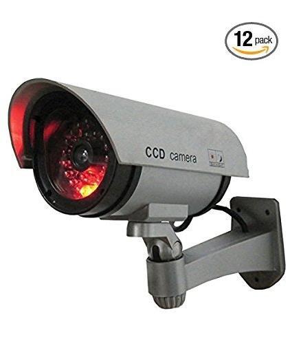 Sabre Wireless Outdoor Fake Security Bullet Surveillance ...