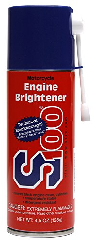 S100 19200A Engine Brightener Aerosol - 4.5 oz. by S100