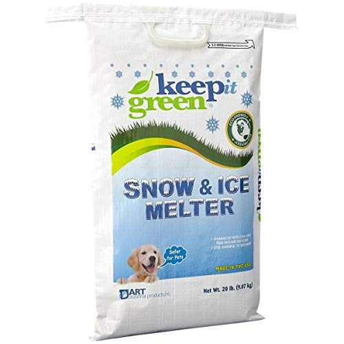 KEEP IT GREEN Nontoxic Snow and Ice