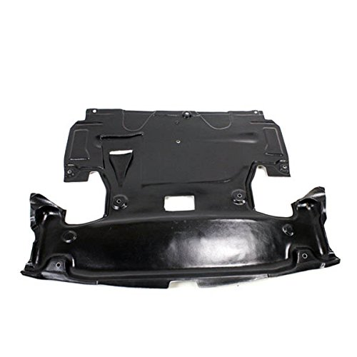 Koolzap For 03-07 C-Class Front Engine Splash Shield Under Cover Guard MB1228123 2035243330
