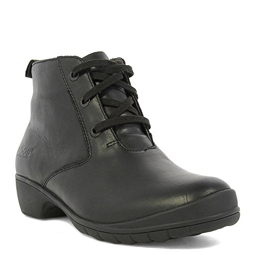 Up Womens Carrie 72021 Casual Waterproof Black Bogs Boots Chukka EVA Lace YngE1Fx