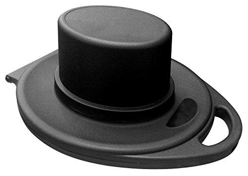 Travel Hat Box (Black)
