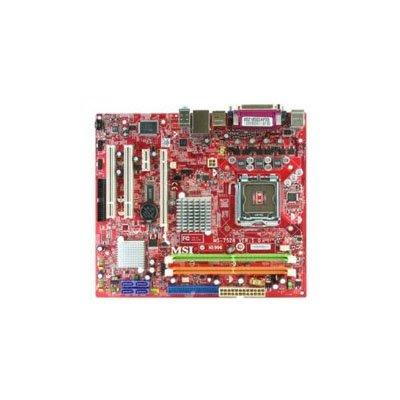 MSI G31TM-P21 LGA 775 Intel G31 Micro ATX Intel Motherboard - Retail -