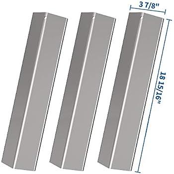 Amazon.com: xhome placa de calor Shield para Chargriller ...
