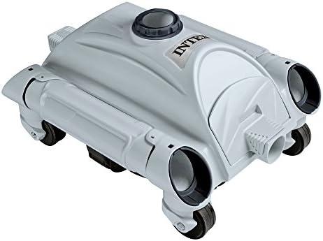 Intex 28001 Nettoyeur Automatique Puissant de Fond de Piscine pour Raccords de Tuyau de 38 mm - Home Robots