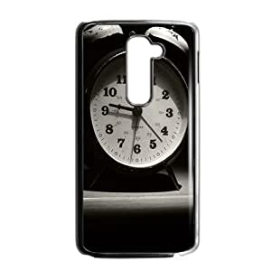 Artistic clock design fashion phone case for LG G2