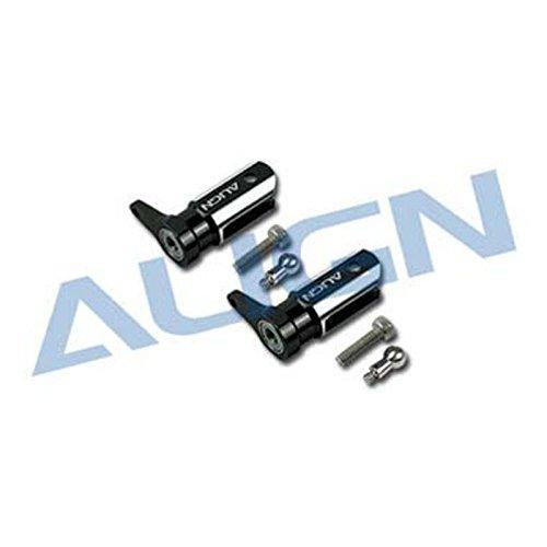 (Align H25003A Metal Main Rotor Holder Set: 250/SE)