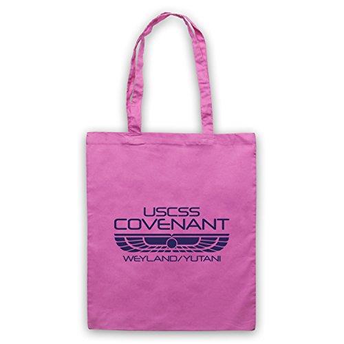 Alien Covenant USCSS Covenant Bolso Rosa