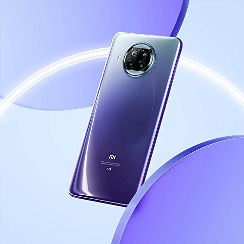 "Xiaomi Mi 10T Lite 5G - Smartphone 6+64GB, 6,67"" FHD+, Snapdragon 750G, 4x Cámara de 64 MP con IA, 4820 mAh, Azul Atlántico, con Alexa Hands-Free"