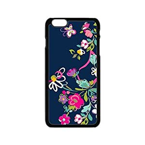 Elegant flowers Cell Phone Case for Iphone 6