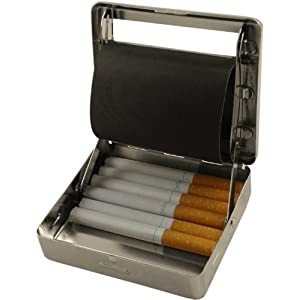 All In One Automatic Cigarette Roller & Storage Box