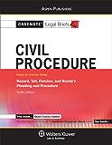 Casenote Legal Briefs: Civil Procedure Keyed to Hazard, Tait, Fletcher and Bundy, Tenth Edition