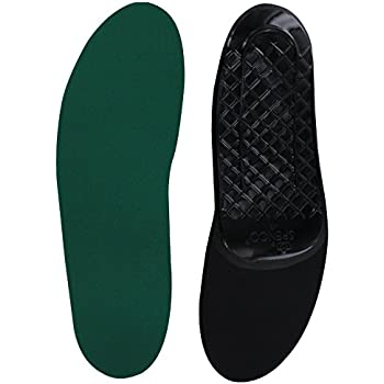 Spenco Rx Orthotic Arch Support Full Length Shoe Insoles, Women's 9-10 / Men's 8-9