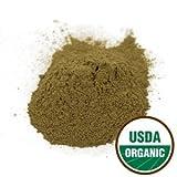 Gotu Kola Herb Pwd Organic - Centella asiatica, 4 Oz,(Starwest Botanicals)