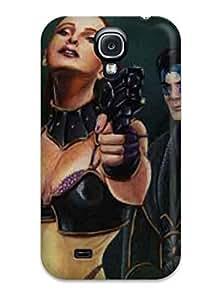 Excellent Design Fantasy Phone Case For Galaxy S4 Premium Tpu Case