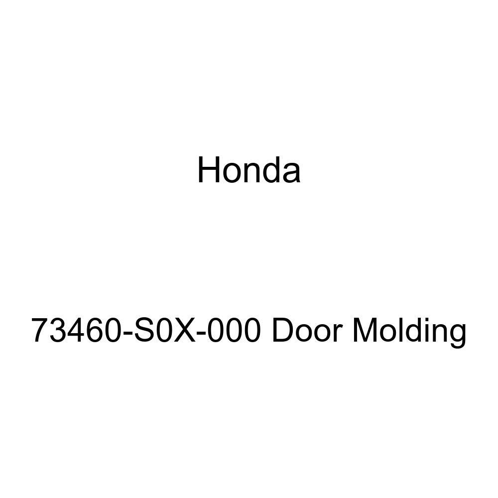 Genuine Honda 73460-S0X-000 Door Molding