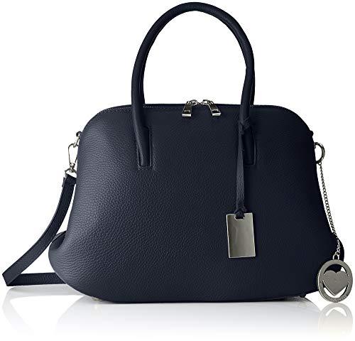 Borse Blue Bleu Main Cbc34004tar Chicca Sacs Portés dark 4x0qKBd