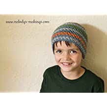 Sprightly Beanie Crochet Pattern - All Newborn, Baby, Child, Teen, and Adult Sizes Included